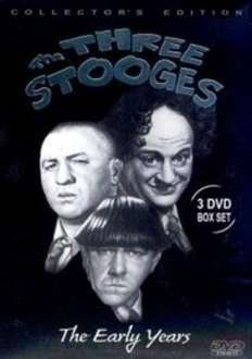 EXPIRED - Three Stooges, The - The Early Years (Boxset) (DVD) £0.99 + QUIDCO at ChoicesUK