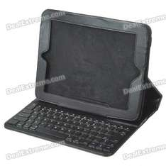 Wireless Bluetooth Keyboard With Folding Leather Case For iPad - £24.14 Delivered @ Deal Extreme