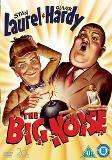 Laurel & Hardy Vol 1 - Great Guns/ Jitterbug/ The Big Noise 3 DVD boxset 99p @ ChoicesUK