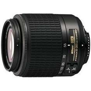 Nikon 55-200mm f/4-5.6 AFS G lens £98.95 delivered @ Jessops