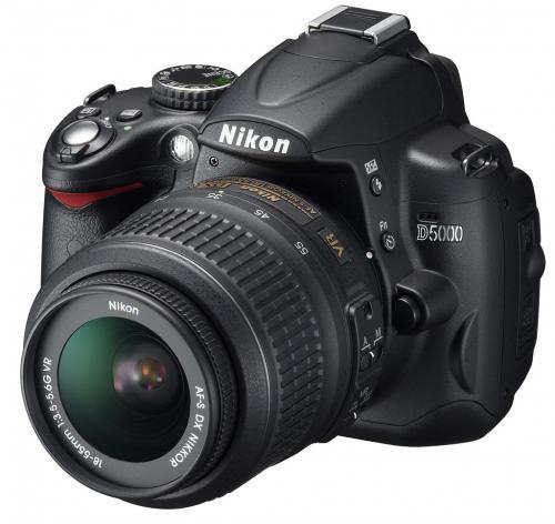 Refurbished Nikon D5000 & 18-55mm VR Kit: £349.99 + £7.99 Delivery @ CameraWorld