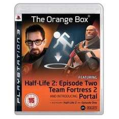 Half Life 2: Orange Box For PS3 - £8.94 Delivered *Using Voucher Code* @ The Hut