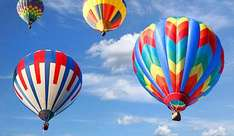 Summer Hot Air Balloon Flight With Champagne - £79 Instead of £139 @ Travel Zoo UK