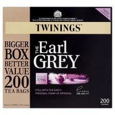 Twinings Earl Grey 400 Tea Bags £6.59 @ Tesco (BOGOF)