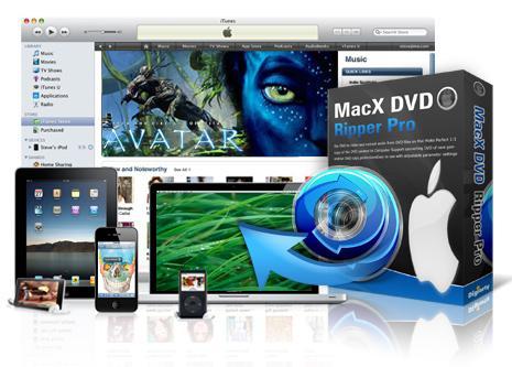 Free MacX DVD Ripper Pro For Win/Mac @ How To Geek