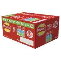 36 packs of Walkers @ Asda £4. For every pack bought 20p is donated  to Comic Relief