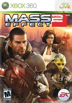 *NEW* Mass Effect 2 For Xbox 360 - £4.99 Delivered @ Gamestation