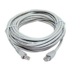 Cat5e RJ45 Ethernet LAN Network Cable UTP Lead 20M - £2.57 Delivered @ Amazon Sold By Memory Capital