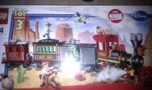 Toy Story 3 Lego Train - £20 *Instore* @ Asda