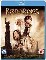 The Lord of The Rings: The Two Towers (Blu-ray) - £4.95 @ DVD