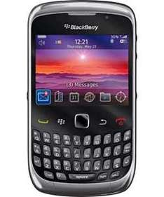*PAY AS YOU GO* 3 Mobile - Blackberry Curve 9300 - £179.99 *Reserve & Collect* @ Argos