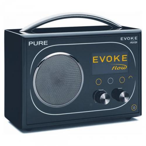 *REFURBISHED* Pure Evoke Flow DAB/Internet Radio - £49.99+del @ Morgan Computers