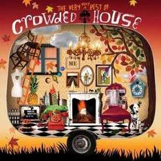 The Very Very Best Of Crowded House £1.75 del @ Amazon
