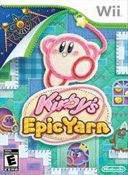 Kirby's Epic Yarn For Nintendo Wii - £25 Delivered @ Tesco Entertainment