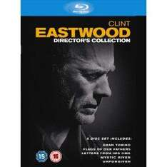 Clint Eastwood Director's Collection (Blu-ray) - £17.99 @ Bee