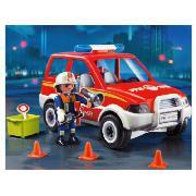 Playmobil Fire Chief's Car - £7 *Instore* @ Tesco