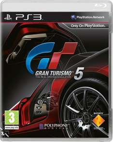 Gran Turismo 5 For PS3 - £29.85 Delivered @ Ebay Shopto Outlet