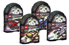 Lego Racers Rally Sprinters £2.98 delivered @ Argos Outlet
