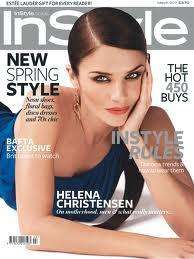 Copy of InStyle mag for cost of local rate call