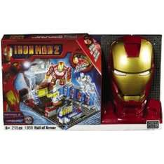 Iron man 2 hall of armour set 80% off @ The Hut (£4.93 instead of RRP £24.99)