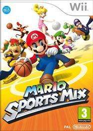 Mario Sports Mix For Nintendo Wii - £25.00 Delivered @ Tesco Entertainment