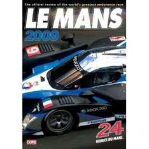 Le Mans DVD 2009 £5 @ Halfords