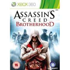 Assassin's Creed: Brotherhood For Xbox 360 - £21.99 Delivered @ Amazon