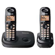 Panasonic KX-TG7302EB Twin Telephone £29.99 (Was £69.99) At Tesco Online and InStore