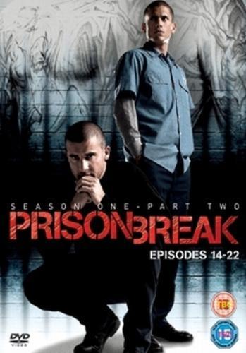 Prison Break - Season 1 - Part 2 (Boxset) (DVD) - £1.99 @ choicesuk.com