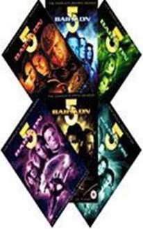 Babylon 5 - The Complete Series 1-5 + 3 Movies £39.99 @ Choicesuk