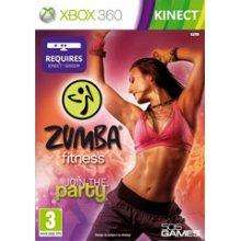 Kinect Zumba Fitness For Xbox 360 - £22.99 Delivered @ Gameplay
