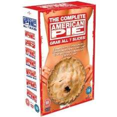 American Pie 1-7 - The Complete Collection [DVD] : £14.97 @ Amazon UK