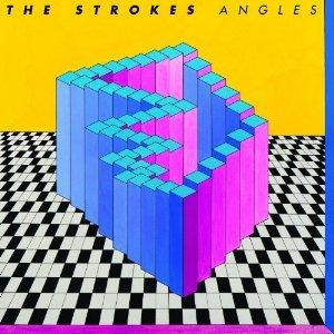 The Strokes new album: Angles £7.99 @amazon & play.com