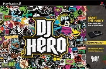 DJ Hero + Turntable (PS2) £3.99 @ HMV