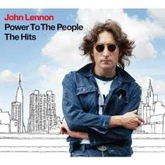 John Lennon - Power to the People - the Hits (Remastered) [CD] £2.45 @ Amazon