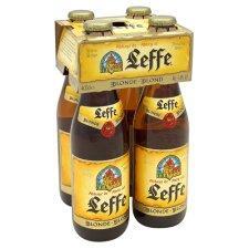 Leffe Blonde 4X330ml Bottle £3.80 at Tesco