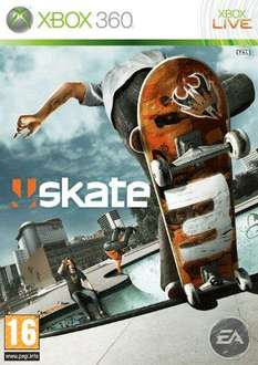 Skate 3 For Xbox 360 & PS3 - £12.99 Delivered @ Gameplay