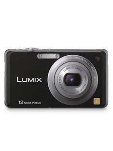 Panasonic Lumix FS10 - Digital Camera In Various Colours - £72.95 Delivered @ Very