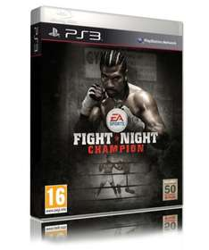Fight Night Championship For PS3 - £29.85 Delivered @ Ebay Shopto Outlet