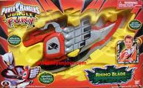 Power Rangers Jungle Fury Rhino Blade - £1.25 *Instore* @ Tesco