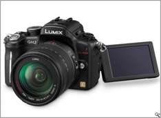 Panasonic Lumix GH2 Black & 14-140MM goes sub £1000 + £9.99 delivery @ Wilkinson Cameras