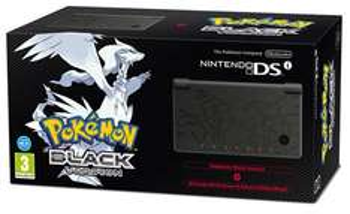 Black Nintendo DSi Console With Pokemon Black - £99.99 Delivered @ Game