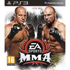 EA Sports MMA For PS3 - £12.00 Delivered @ Amazon