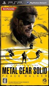 Metal Gear Solid Peace Walker For PSP - £9.00 Delivered @ Tesco Entertainment