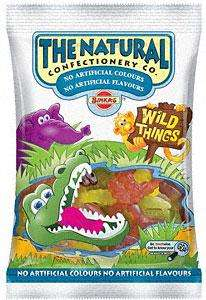 The Natural Confectionery Co. Wild Things Jellies Bag (180g) 2 for £1 at Tesco