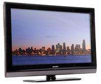 Sharp LC-32SH7E 32 inch LCD TV HD Ready FREEVIEW 3x HDMI BRAND NEW 12 MONTH WARRANTY Black @ Ebay / EBuyer DOTD £199.99