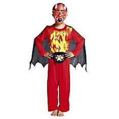 Boys' Devil Outfit £2 at Tesco