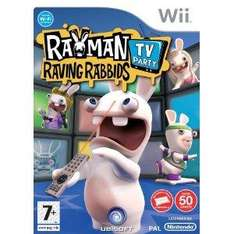 Rayman Raving Rabbids TV Party For Nintendo Wii - £8.49 Delivered @ Amazon Sold By Online Seller Limited