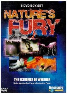 Discovery Channel - Nature's Fury (Boxset) (DVD) £2.99 @ Choices UK