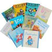 Picture Book Pack x10 Books - £7.93 Delivered @  The Hut